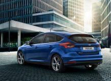 Ford Focus 3 хэтчбек 2015 фото
