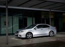 Новая Honda Accord 2012