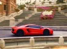 Фото новой Lamborghini Aventador LP 700-4