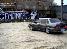 Тюнинг автомобилей 2115
