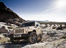 Фото Jeep Wrangler Mojave Edition