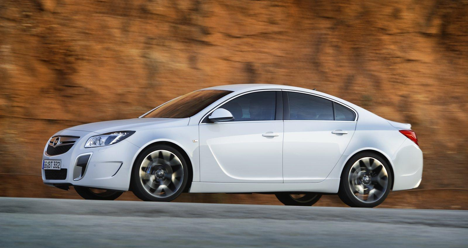 Фото Opel Insignia OPC Unlimited