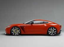 Новый суперкар от Aston Martin и Zagato