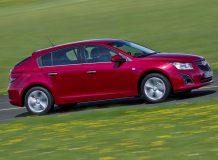 Chevrolet Cruze Hatchback 2013 фото