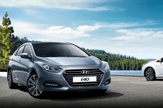 Седан Hyundai i40