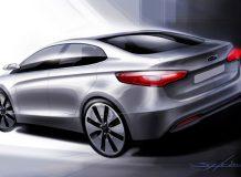 Новый седан Kia для российского рынка получил имя Rio