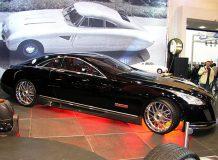 Maybach Exelero Coupe