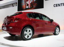 Chevrolet Cruze хэтчбек 2013 года