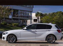 BMW 1-Series 5D 2017 фото