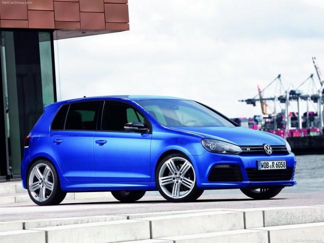 Заряженный VW Golf R будет продаваться в России