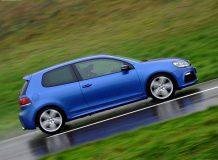 VW Golf 6 R 3D фото