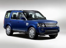 Новый Land Rover Discovery 4