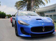 Тюнинг Maserati Gran Turismo от ателье DMC