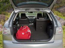 Багажник кроссовера Мазда CX-7 фото