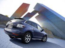 Mazda CX7 фото