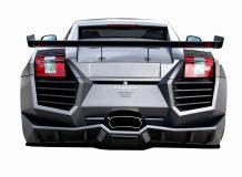 Обвес для Lamborghini Gallardo от Cosa Design