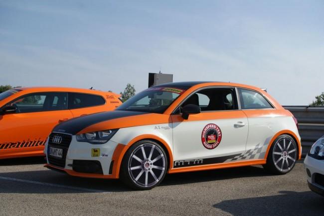 Тюнеры из MTM разогнали Audi A1 до 324 км/ч