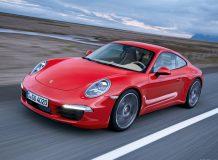 Фото нового Porsche 911 Carrera 2014