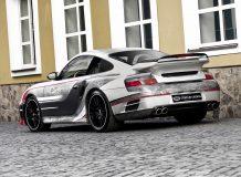 Фото тюнинг Porsche 911 (996) от Status Design