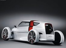Электрический Audi Urban Concept