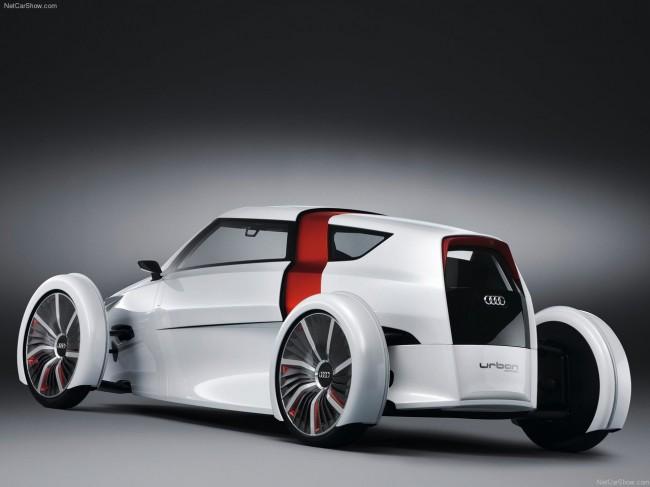 Audi Urban Concept показали во Франкфурте