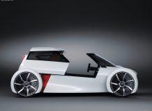 Audi Urban Concept имеет сдвижную крышу