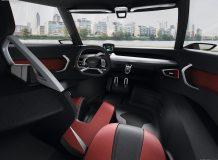 В салоне Audi Urban Concept