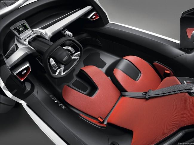 Салон Audi Urban Concept