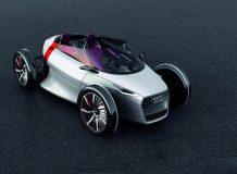 Audi Urban Concept в версии Spyder