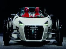 Презентации Audi Urban Spyder