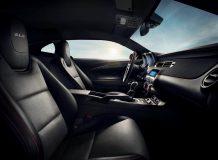 Интерьер 2012 Camaro ZL1 фото