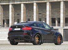 Фото тюнинг BMW X6 от CLP Automotive
