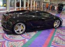 Renown Lamborghini Gallardo на SEMA 2011