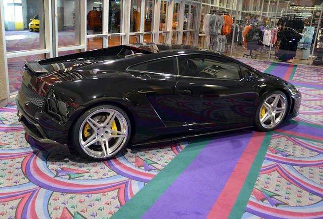 Lamborghini Gallardo от Renown Auto Style на 2011 SEMA