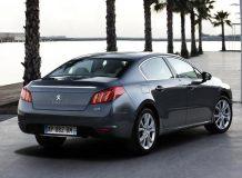 Российские продажи Peugeot 508 начнутся в феврале 2012 года