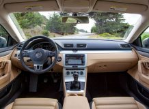 Фото салона Volkswagen Passat CC