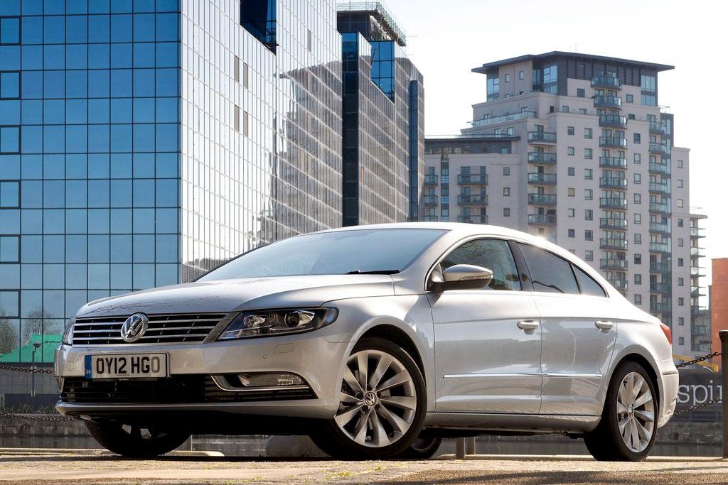 Volkswagen Passat CC 2016