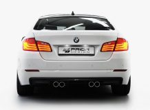 Фото тюнинг BMW 5 серии F10