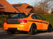 Фото BMW MH3 V8 RS Clubsport