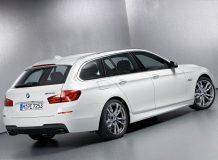 BMW M550d Touring 2012 фото