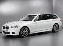 Универсал BMW M550d Touring фото