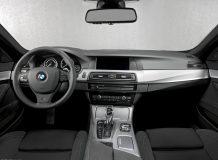 Салон BMW M550d фото
