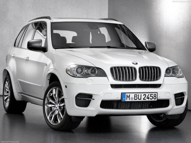 BMW X5 M50d 2012