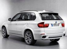 2013 BMW X5 M50d фото