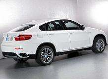 BMW X6 M50d 2012 фото