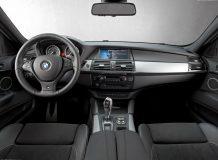 Салон BMW X6 M50d фото