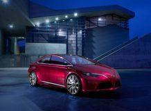 Toyota NS4 Hybrid Concept фото