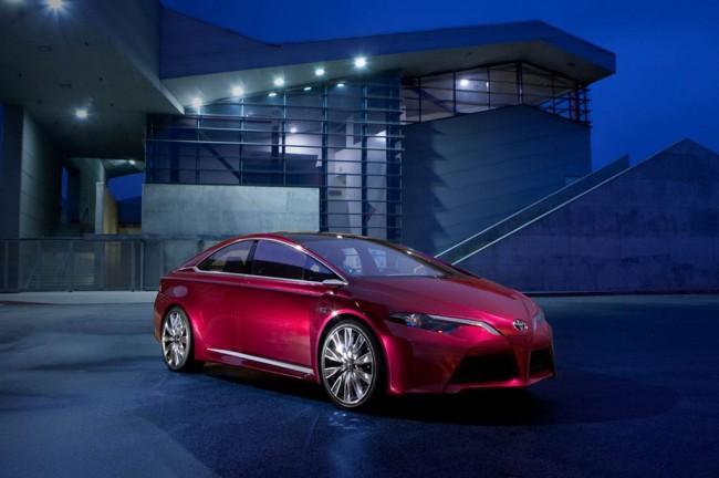 В Детройте показали Toyota NS4 Concept