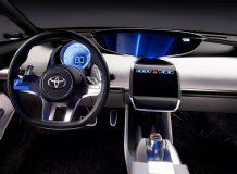 Салон Toyota NS4 Concept фото
