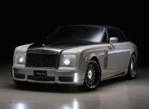 Фото тюнинг Rolls-Royce Phantom Drophead